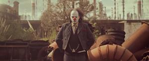The Killing Joke on Film Shortage