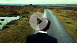 The Man on the Moor   Short Film Trailer