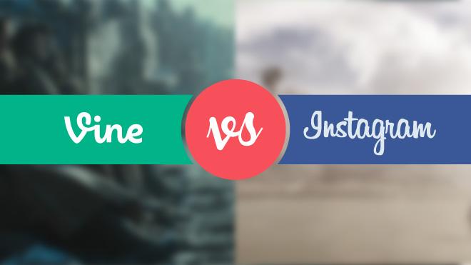 Vine vs Instagram on Film Shortage