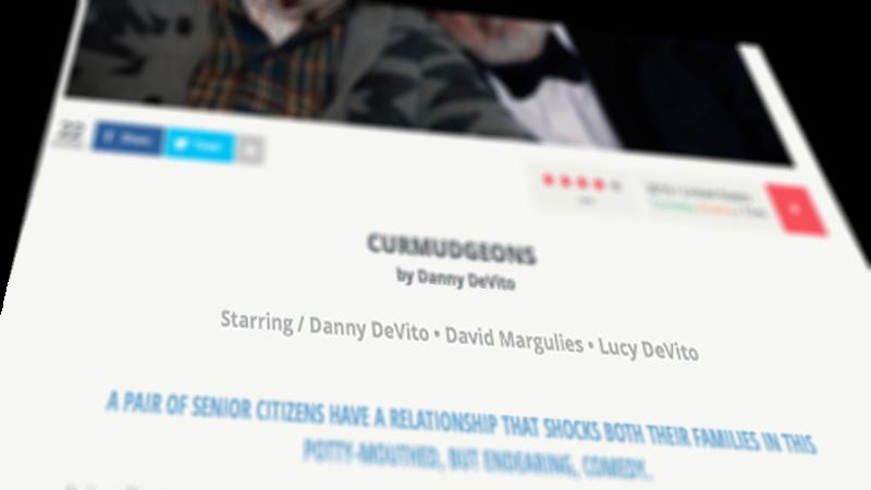 Starring Danny DeVito