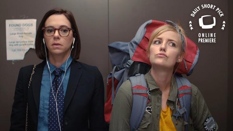 The Service Elevator // Daily Short Picks