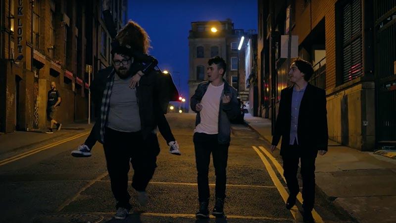 The New Music // Short Film Trailer