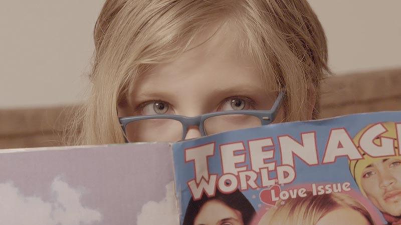 Beauty School // Short Film Trailer
