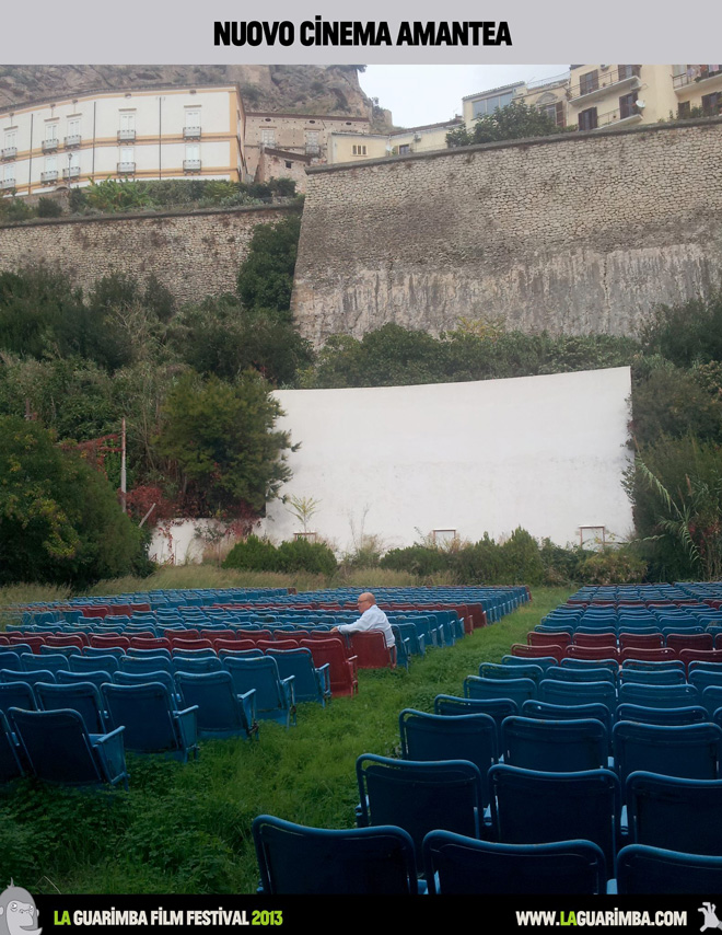 Arena Sicoli - Outdoor Theater