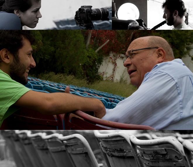 Giulio vita with Sergio Sicoli