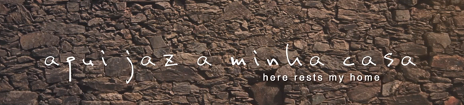 Title screen from short film Here Rests My Home