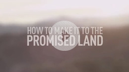 How To Make it to The Promised Land - Short Film Trailer