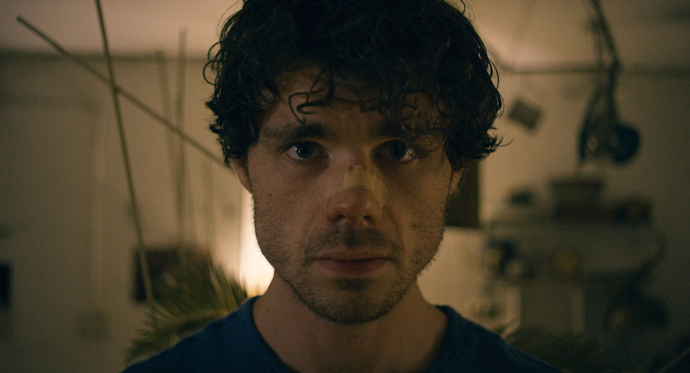 Still from Stutterer - Oscar Nominated Short Film