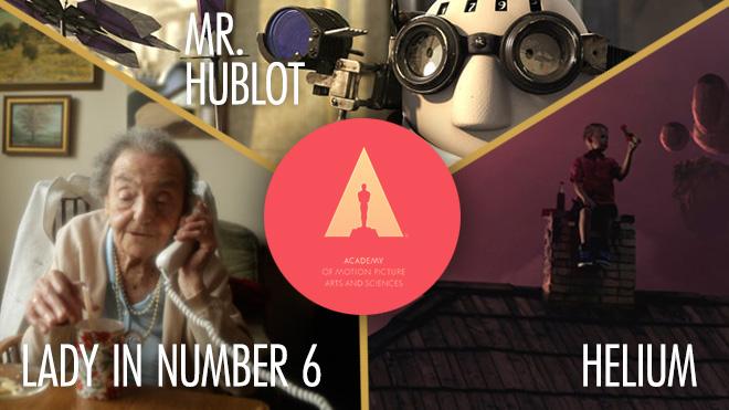 2014 Short Film Oscar Winners