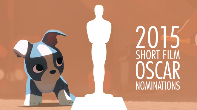 2015 Short Film Oscar Nominations