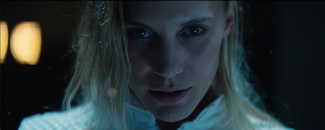Power/Rangers by Joseph Kahn - Katee Sackhoff as Kimberly