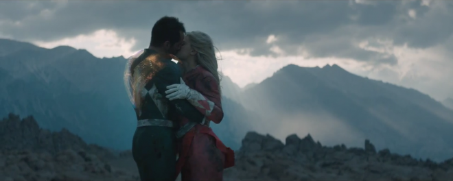 Power/Rangers by Joseph Kahn - Tommy and Kimberly
