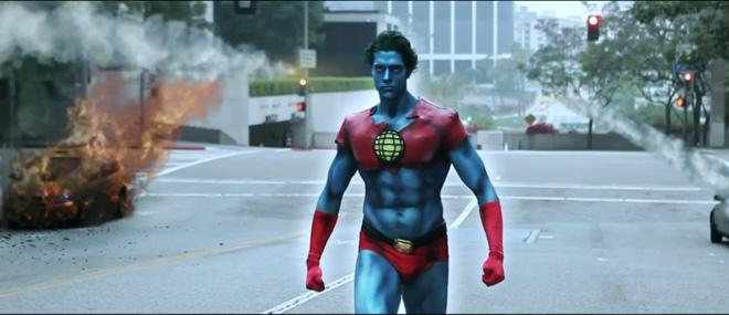 Captain Planet Fan Film