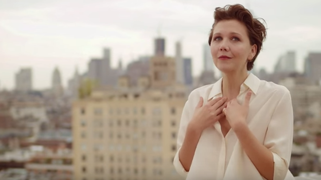 Get a chance to direct Maggie Gyllenhaal in your next short film
