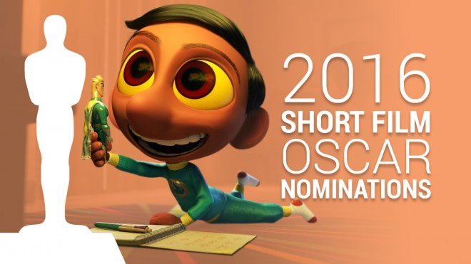 2016 Short Film Oscar Nominations | Film Shortage
