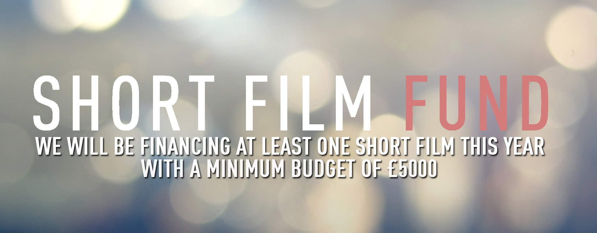 Shore Scripts Script Fund - Film Shortage Special