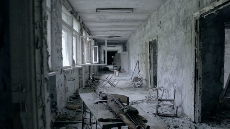 Pripyat - A Ghost Town