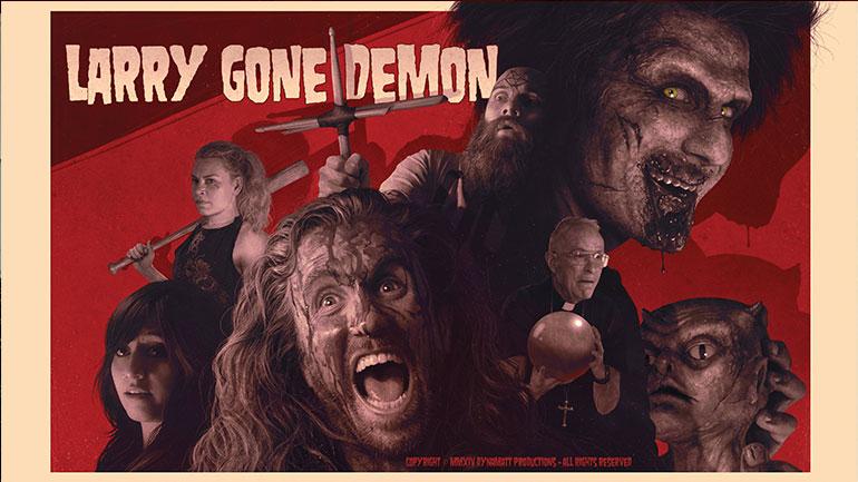 Larry Gone Demon | Halloween Week Daily Short Picks
