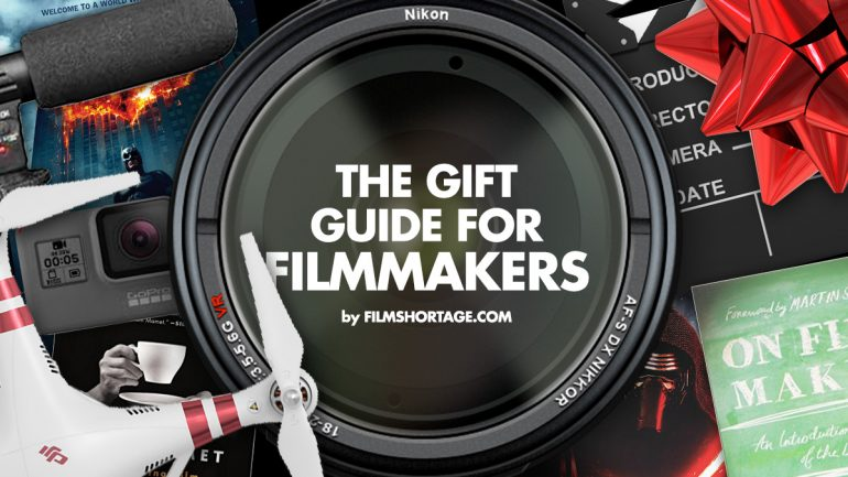 The Gift Guide For Filmmakers