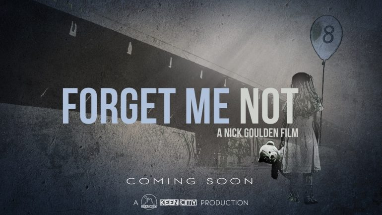 Forget Me Not || Crowdfunding Pick We Dig