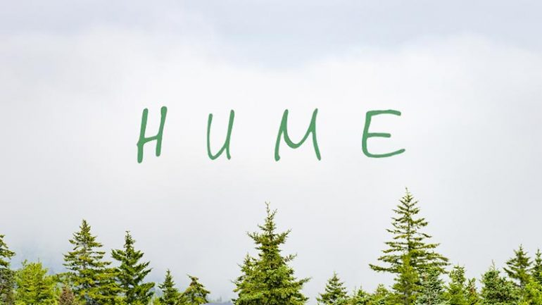 Hume // Crowdfunding Pick