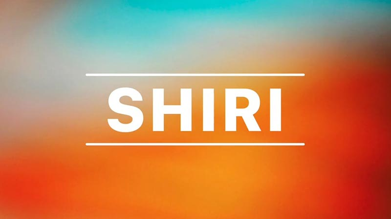 SHIRI // Crowdfunding Pick We Dig