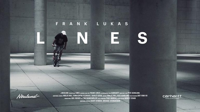 Frank Lukas - Lines // Daily Short Picks