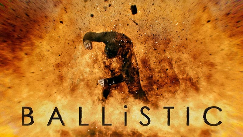 Ballistic // Short Film Trailer