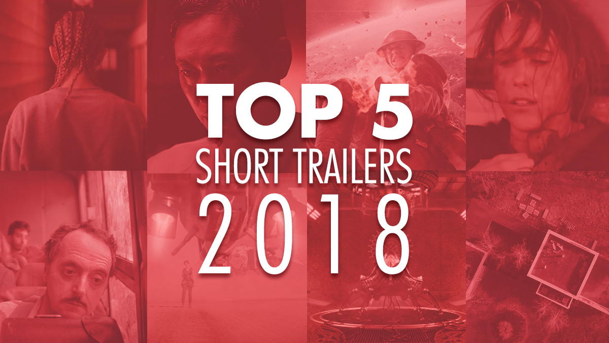 Top 5 Trailers 2018