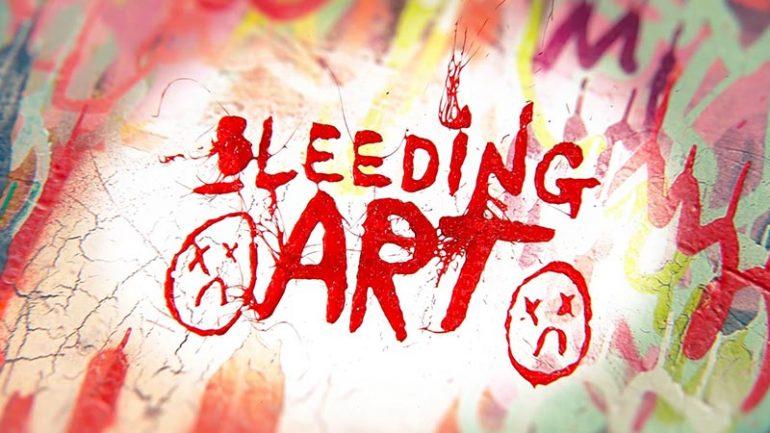 Bleeding Art // Daily Short Picks