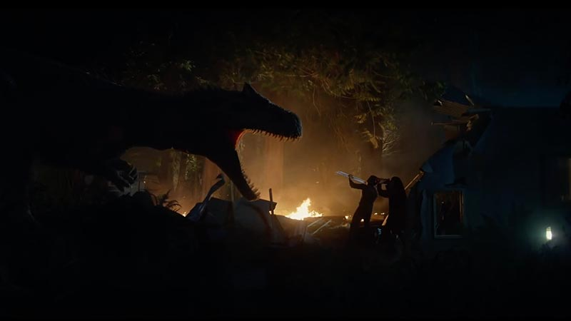 Jurassic World: Battle at Big Rock // Daily Pick