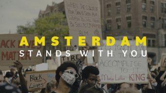 Black Lives Matter: Amsterdam