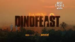 Dino Feast // Daily Pick